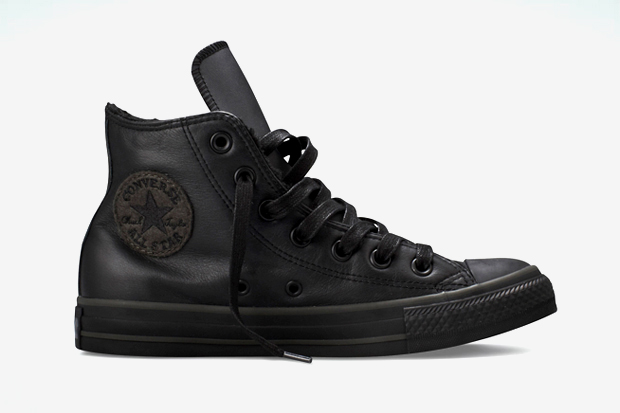 "Image of Converse 2011 Holiday CT All Star ""Shearling Leather"" Pack"