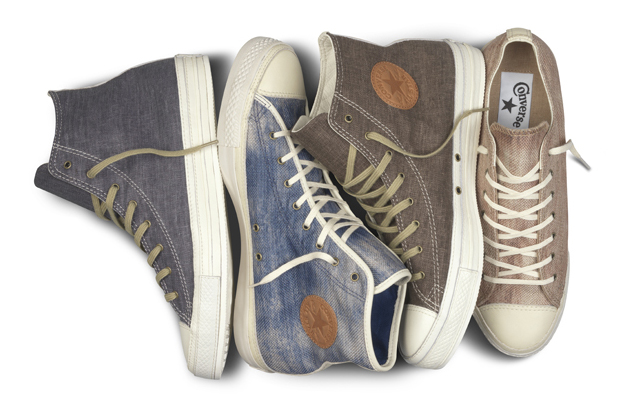"Image of Converse 2012 Spring Chuck Taylor All Star Premium ""Denim Pack"""
