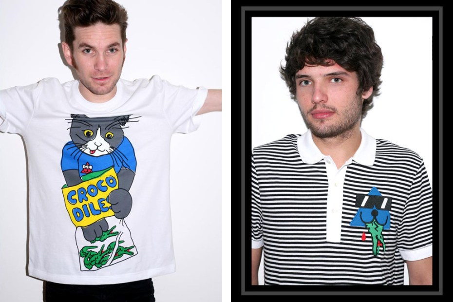 Image of Cool Cats x Lacoste L!VE Lookbook