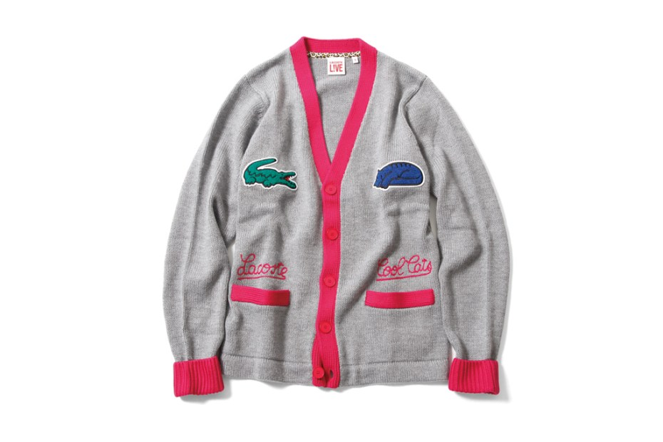 Image of Cool Cats x Lacoste L!VE 2011 December Releases