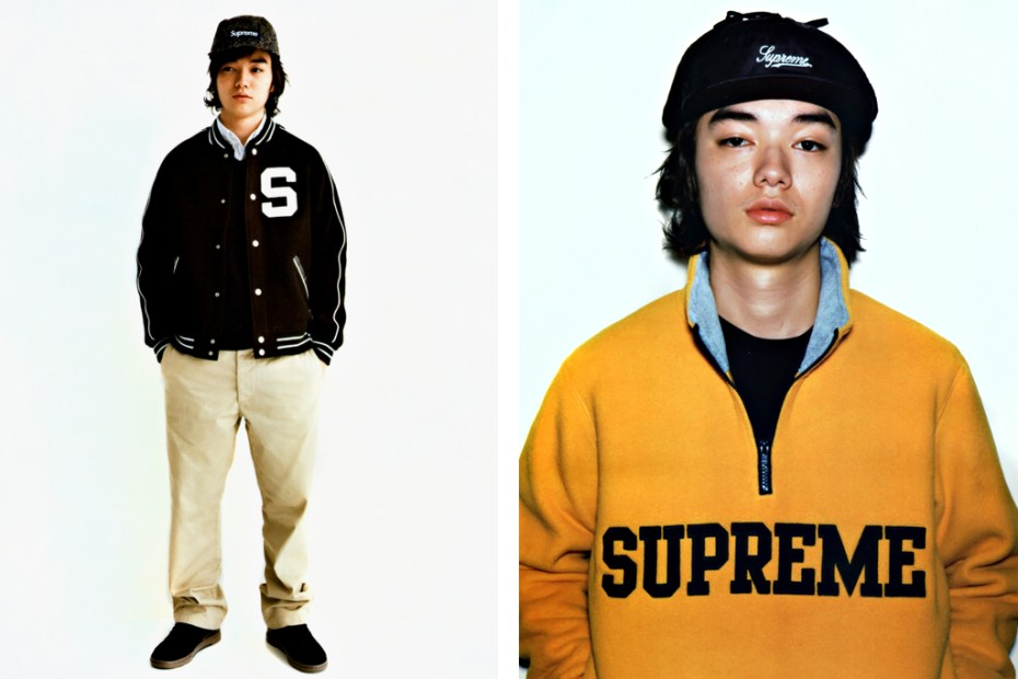 Image of COOL TRANS: Supreme 2011 Fall/Winter Editorial featuring Yosuke Kubozuka