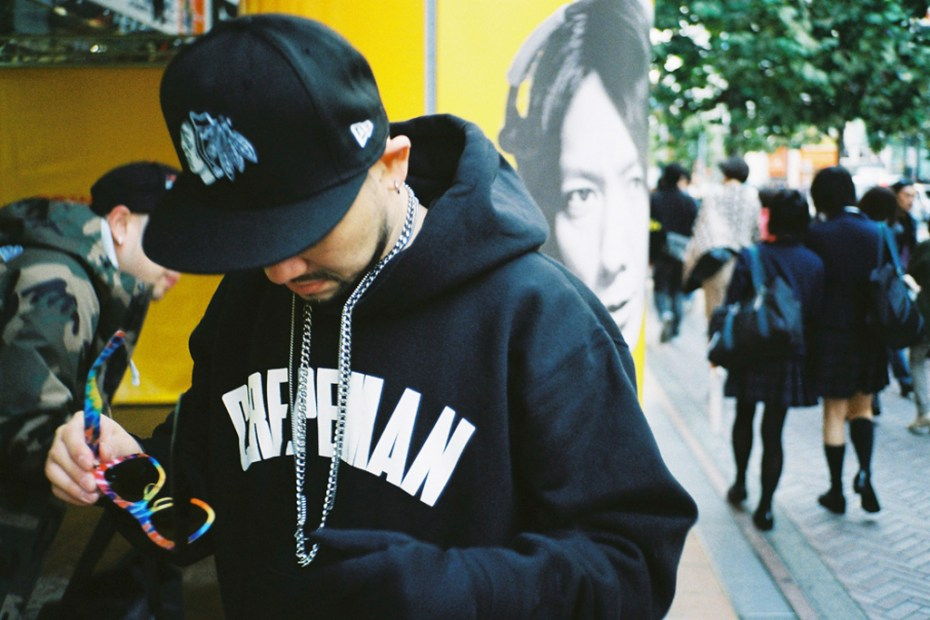 Image of CREPEMAN 2011 Fall/Winter Collection Lookbook