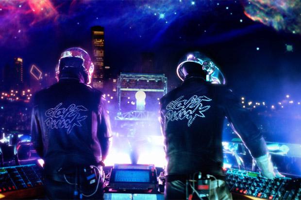 Image of Daft Punk - Something About Us (Cherokee Remix)