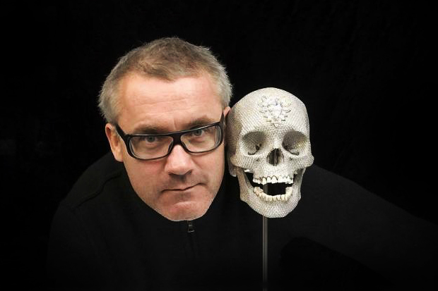 Image of Damien Hirst Retrospective @ Tate Modern Preview