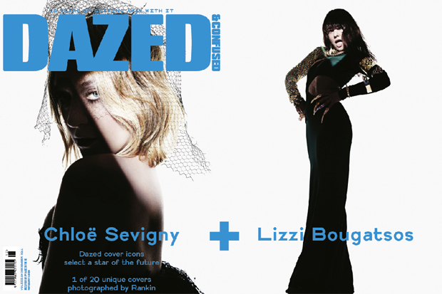 Image of Dazed & Confused: 20 + 20 Covers Project by Rankin