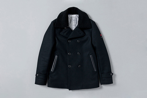 Image of Deluxe DOCKSIDE Coat