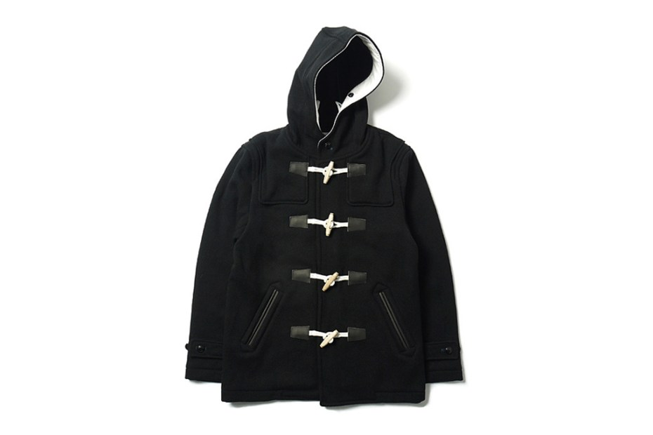 Image of Deluxe Moon Light Duffle Coat