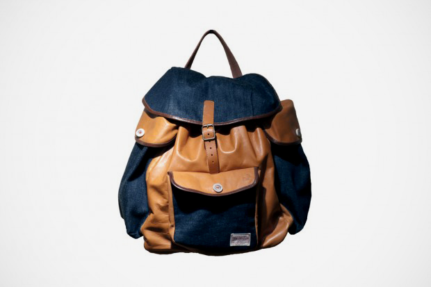 Image of Denim Demon x Kero Backpack
