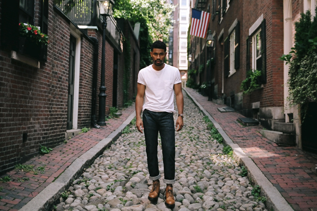 Image of Dr. Romanelli x Boylston Trading Company x Anachronorm DRX Selvedge Denim