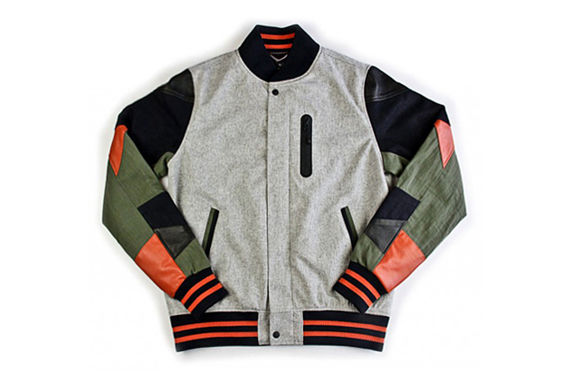 Image of Dr. Romanelli x Nike Sportswear Destroyer Jacket