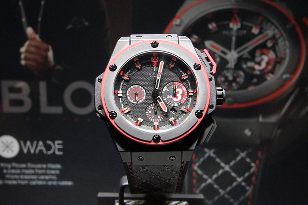 "Image of Dwyane Wade x Hublot King Power ""D-Wade"""