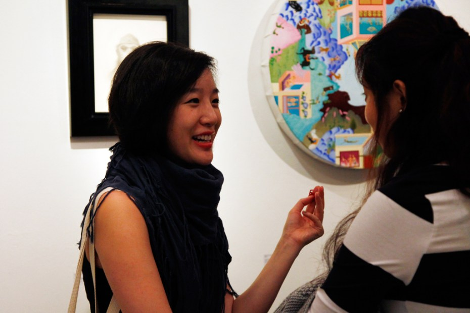 "Image of ""East West Connect"" Exhibition @ Above Second Gallery Recap"