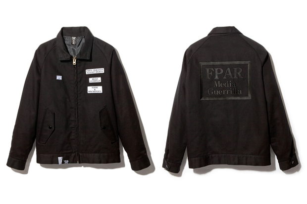 Image of Forty Percents Against Rights x TRAVERSE TOKYO Prospective Jacket