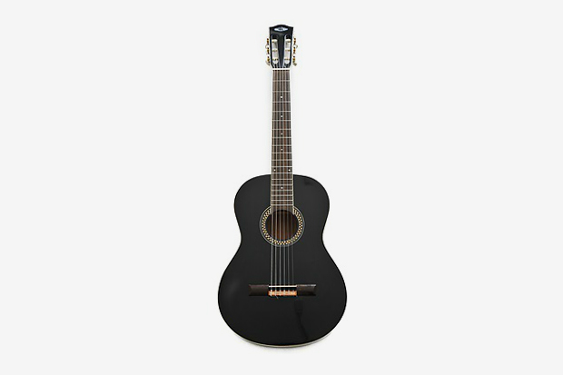 Image of fragment design x Challenger Acoustic Guitar