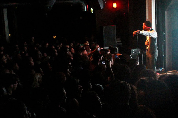Image of Frank Ocean Live @ XOYO London Recap