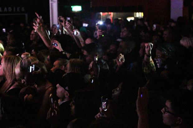 Image of Frank Ocean Live @ XOYO London Recap