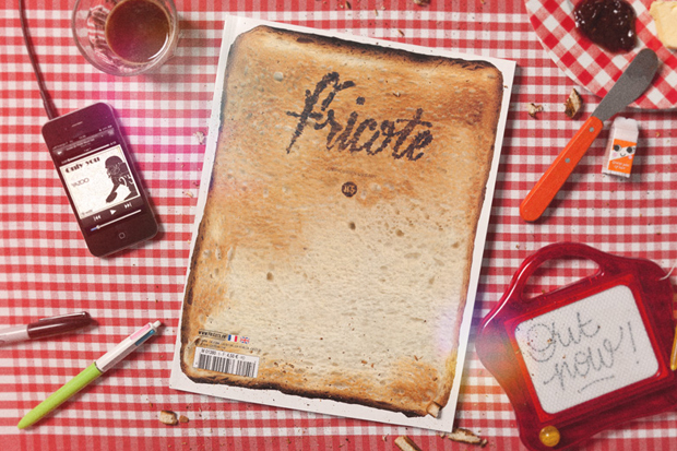 Image of Fricote Magazine Issue #5