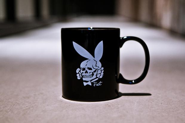 "Image of FUCT ""21 Death Bunny"" Mug"