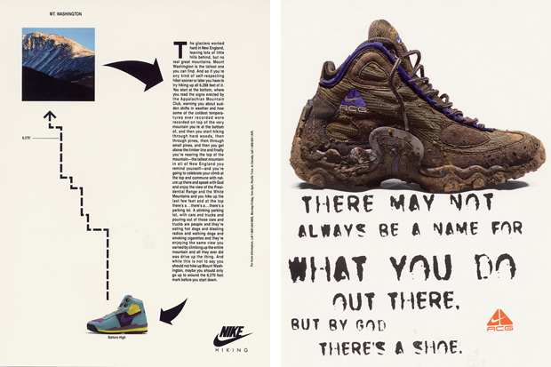 Image of Gary Warnett: ALL CONDITIONS (GEAR) by Nike