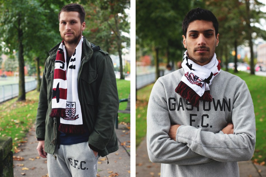 Image of Gastown F.C. x Reigning Champ Interview with Owen Parrott