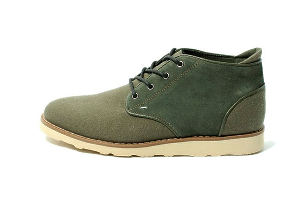 Image of Generic Surplus 2011 Fall/Winter Dom Suede