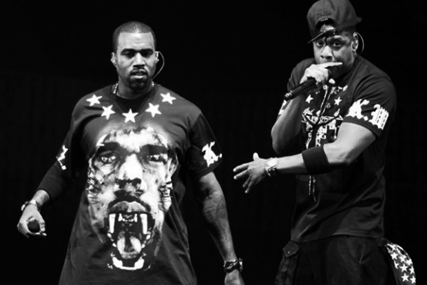Image of Givenchy Watch the Throne Tour T-Shirt