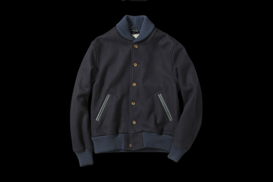 Image of Golden Bear Navy Stinson Jacket