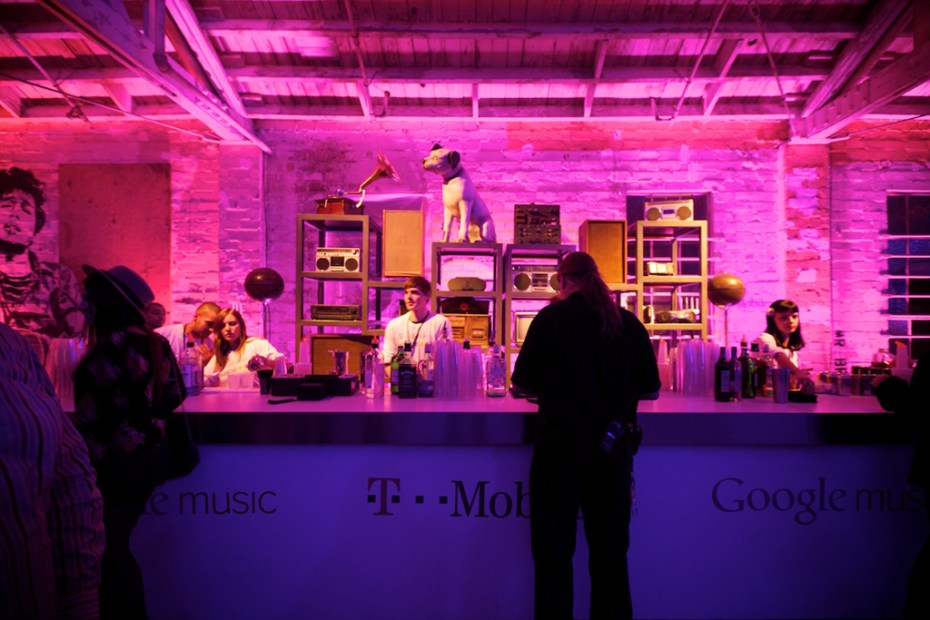 Image of Google Music Launch Party Recap featuring Drake