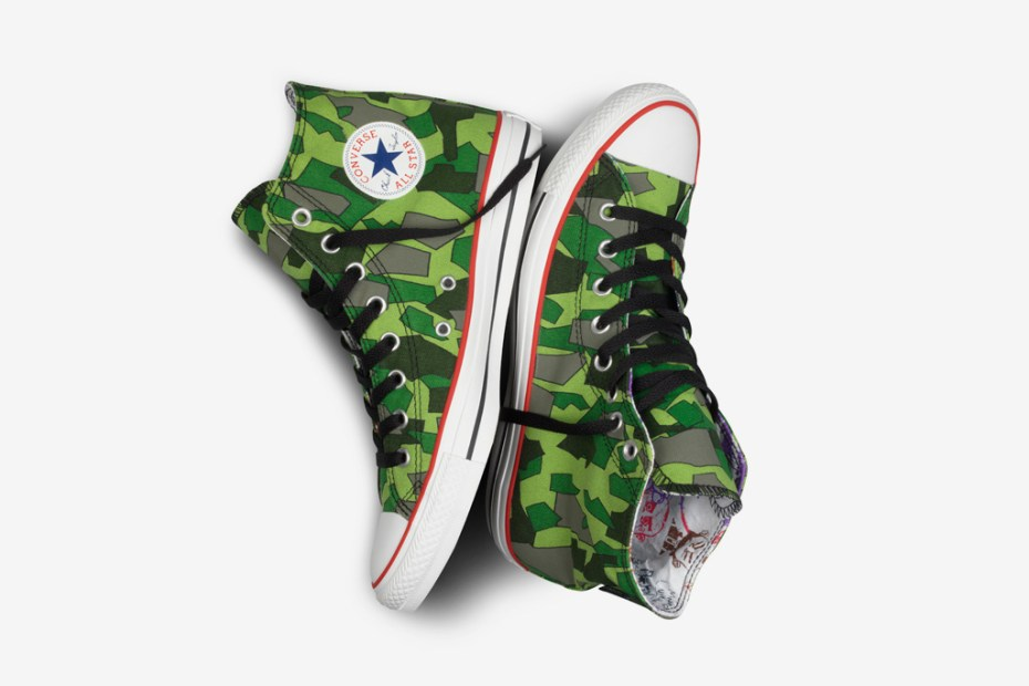 Image of Gorillaz for Converse Chuck Taylor All Star Preview