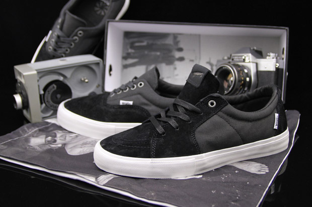 Image of Greg Hunt x Vans Syndicate Sk8-Low S & Era 46 Pro S