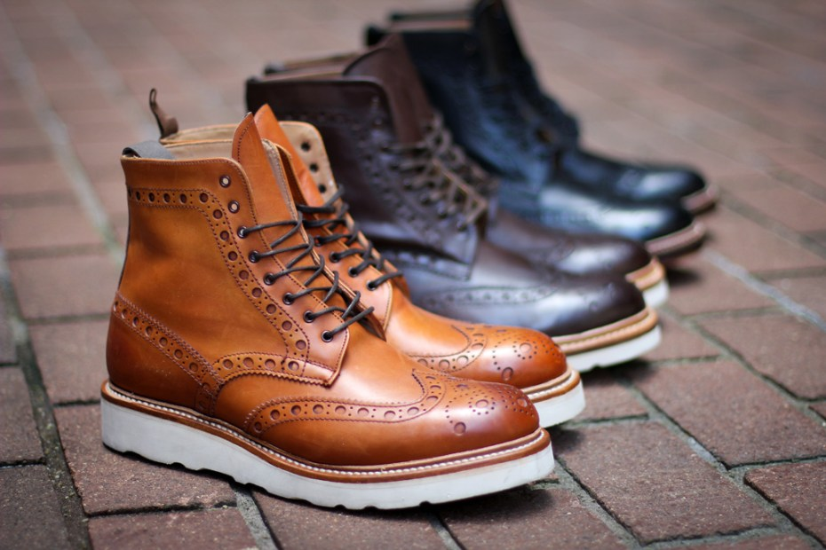 Image of Grenson 2011 Fall/Winter Footwear New Releases