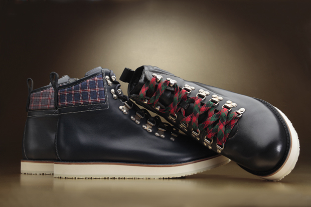 Image of Gucci Mountain Boots