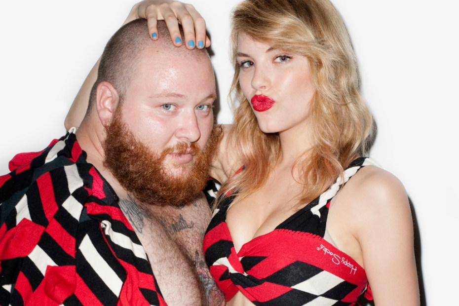 Image of Happy Socks 2011 Holiday Collection Photoshoot by Terry Richardson