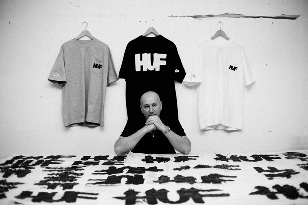 Image of HAZE x HUF 2011 Holiday Collection Lookbook