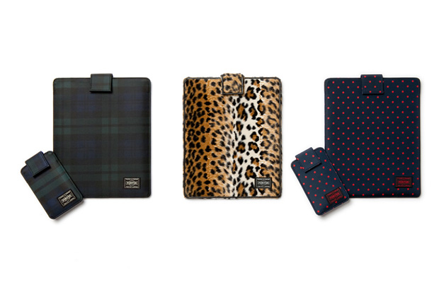 Image of Head Porter 2011 Fall/Winter iPhone/iPad Case