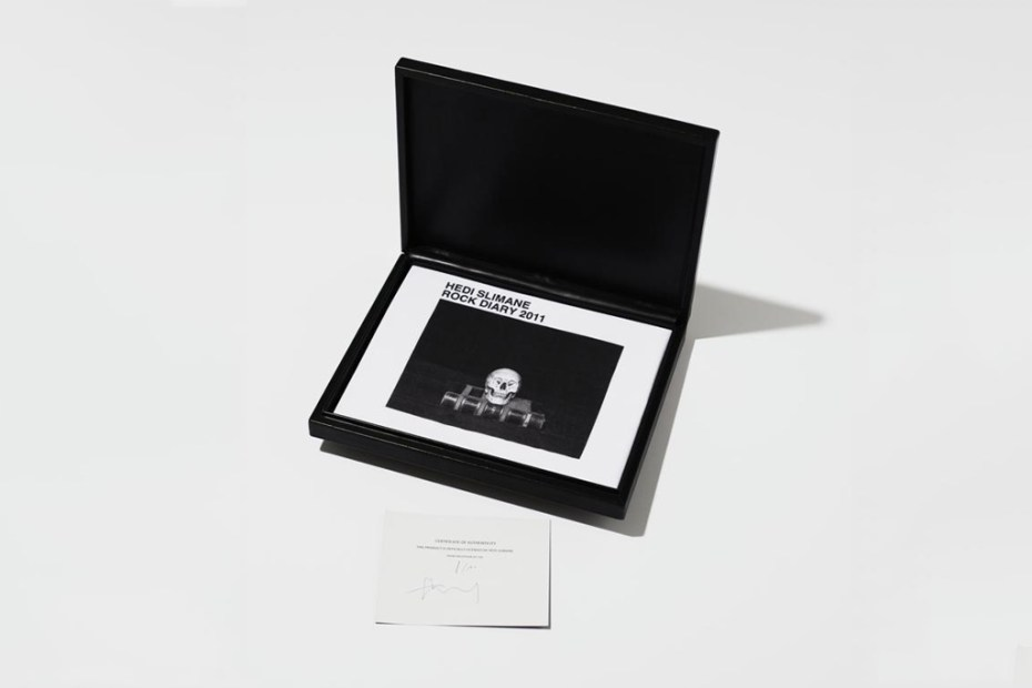 Image of Hedi Slimane x Stie-lo Original T-Shirt Boxset
