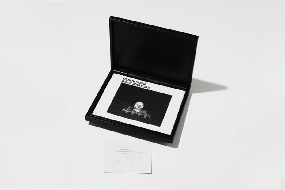 Image of Hedi Slimane x Stie-lo Original T-Shirt Boxset