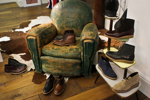 Image of Hudson Shoes 2012 Spring/Summer Collection Preview