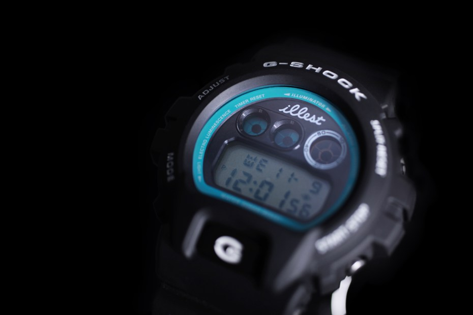 Image of Illest x Casio G-Shock DW-6900