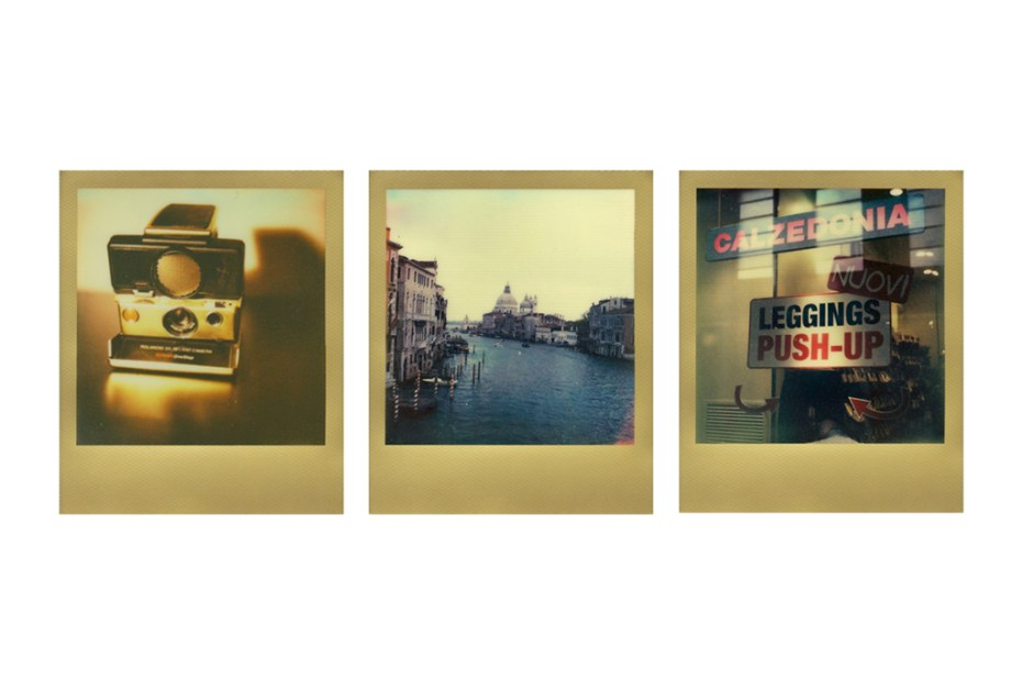 Image of IMPOSSIBLE PX 680 Gold Edition Film