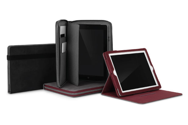Image of Incase iPad 2 Leather Portfolio &amp; Book Jacket Select