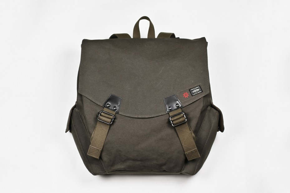 Image of ISAORA x Porter Canoe Pack