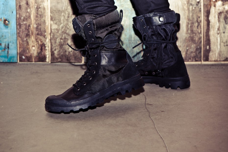 Image of izzue x Palladium Tactical Boots