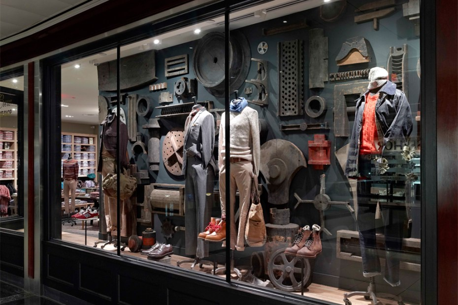 Image of J.Crew Columbus Circle Men's Store