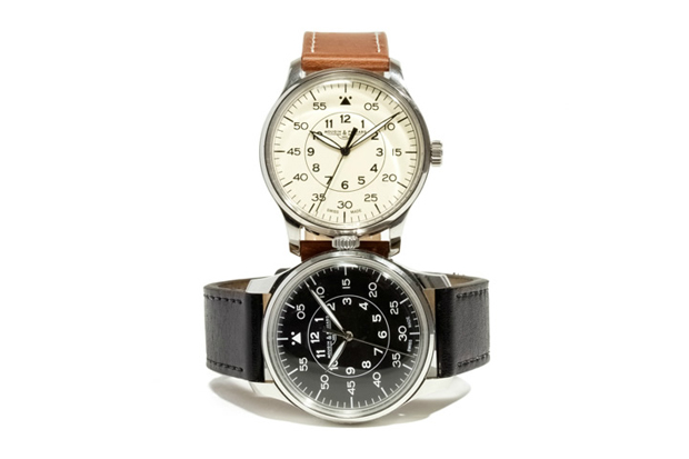 Image of J.Crew x Mougin & Piquard Grande Seconde Watch