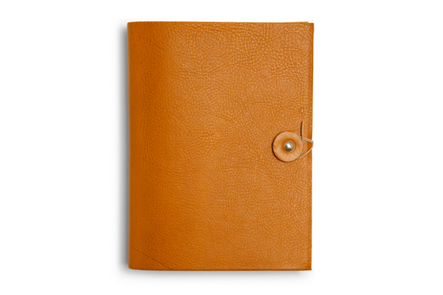 Image of J.Crew Leather Notebook