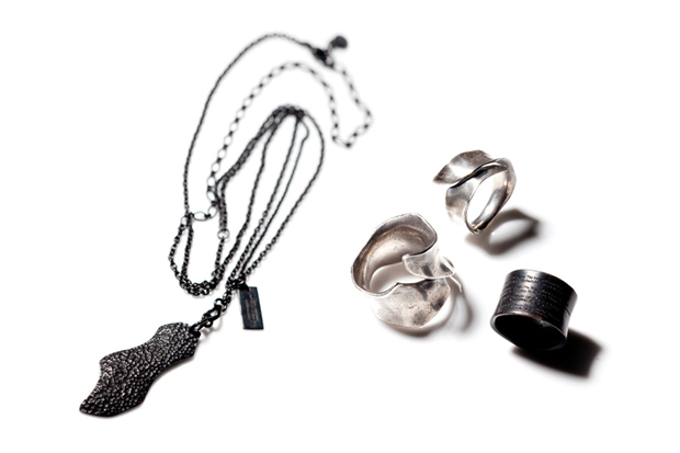 Image of JULIUS x Garni 2011 Accessories Collection