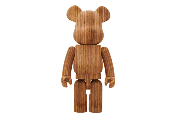 Image of Karimoku x Medicom Toy World Wide Tour 2 Bearbrick 1000%