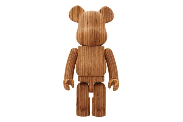 Image of Karimoku x Medicom Toy World Wide Tour 2 Bearbrick 1000%