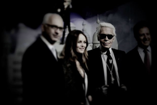 "Image of Karl Lagerfeld ""Dreams of Far Away"" Exhibition @ Printemps Recap"